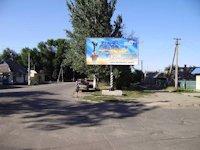 Билборд №2522 в городе Пологи (Запорожская область), размещение наружной рекламы, IDMedia-аренда по самым низким ценам!