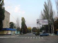 Билборд №2524 в городе Пологи (Запорожская область), размещение наружной рекламы, IDMedia-аренда по самым низким ценам!