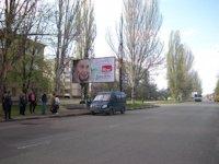 Билборд №2533 в городе Никополь (Днепропетровская область), размещение наружной рекламы, IDMedia-аренда по самым низким ценам!