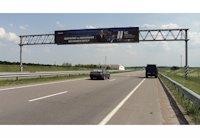 Арка №27637 в городе Черкассы трасса (Черкасская область), размещение наружной рекламы, IDMedia-аренда по самым низким ценам!