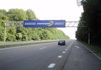 Арка №27641 в городе Черкассы трасса (Черкасская область), размещение наружной рекламы, IDMedia-аренда по самым низким ценам!