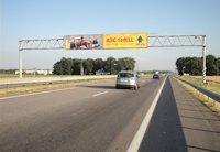 Арка №27643 в городе Черкассы трасса (Черкасская область), размещение наружной рекламы, IDMedia-аренда по самым низким ценам!