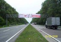 Арка №27681 в городе Житомир трасса (Житомирская область), размещение наружной рекламы, IDMedia-аренда по самым низким ценам!