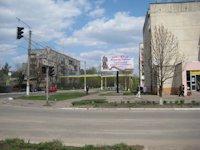 Билборд №2801 в городе Кременная (Луганская область), размещение наружной рекламы, IDMedia-аренда по самым низким ценам!