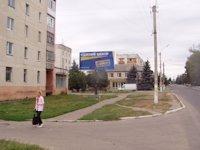 Билборд №2802 в городе Кременная (Луганская область), размещение наружной рекламы, IDMedia-аренда по самым низким ценам!