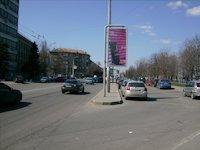 Турникет №4133 в городе Днепр (Днепропетровская область), размещение наружной рекламы, IDMedia-аренда по самым низким ценам!