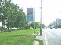 Турникет №4139 в городе Днепр (Днепропетровская область), размещение наружной рекламы, IDMedia-аренда по самым низким ценам!
