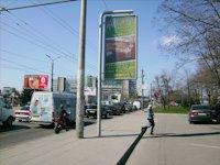 Турникет №4147 в городе Днепр (Днепропетровская область), размещение наружной рекламы, IDMedia-аренда по самым низким ценам!