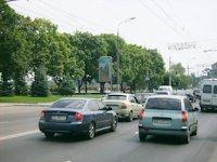 Турникет №4150 в городе Днепр (Днепропетровская область), размещение наружной рекламы, IDMedia-аренда по самым низким ценам!