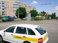 Турникет №4151 в городе Днепр (Днепропетровская область), размещение наружной рекламы, IDMedia-аренда по самым низким ценам!