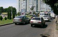Турникет №4152 в городе Днепр (Днепропетровская область), размещение наружной рекламы, IDMedia-аренда по самым низким ценам!