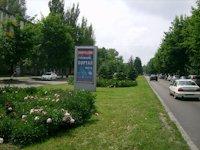 Турникет №4154 в городе Днепр (Днепропетровская область), размещение наружной рекламы, IDMedia-аренда по самым низким ценам!