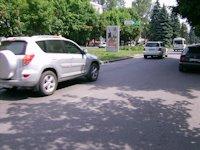 Турникет №4155 в городе Днепр (Днепропетровская область), размещение наружной рекламы, IDMedia-аренда по самым низким ценам!