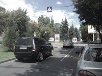 Турникет №4161 в городе Днепр (Днепропетровская область), размещение наружной рекламы, IDMedia-аренда по самым низким ценам!