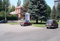 Турникет №4163 в городе Днепр (Днепропетровская область), размещение наружной рекламы, IDMedia-аренда по самым низким ценам!