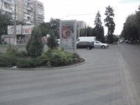 Турникет №4167 в городе Днепр (Днепропетровская область), размещение наружной рекламы, IDMedia-аренда по самым низким ценам!