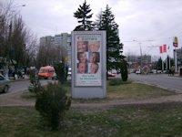 Турникет №4170 в городе Днепр (Днепропетровская область), размещение наружной рекламы, IDMedia-аренда по самым низким ценам!