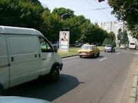 Турникет №4172 в городе Днепр (Днепропетровская область), размещение наружной рекламы, IDMedia-аренда по самым низким ценам!