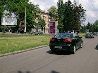 Турникет №4173 в городе Днепр (Днепропетровская область), размещение наружной рекламы, IDMedia-аренда по самым низким ценам!