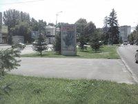 Турникет №4176 в городе Днепр (Днепропетровская область), размещение наружной рекламы, IDMedia-аренда по самым низким ценам!