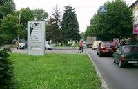 Турникет №4182 в городе Днепр (Днепропетровская область), размещение наружной рекламы, IDMedia-аренда по самым низким ценам!