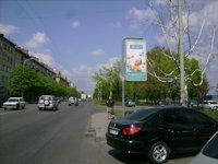 Турникет №4185 в городе Днепр (Днепропетровская область), размещение наружной рекламы, IDMedia-аренда по самым низким ценам!