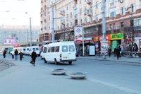 Турникет №4187 в городе Днепр (Днепропетровская область), размещение наружной рекламы, IDMedia-аренда по самым низким ценам!