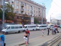 Турникет №4188 в городе Днепр (Днепропетровская область), размещение наружной рекламы, IDMedia-аренда по самым низким ценам!