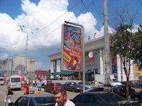 Турникет №4192 в городе Днепр (Днепропетровская область), размещение наружной рекламы, IDMedia-аренда по самым низким ценам!
