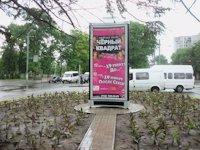 Турникет №4194 в городе Днепр (Днепропетровская область), размещение наружной рекламы, IDMedia-аренда по самым низким ценам!