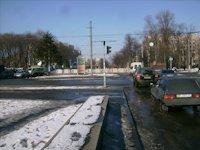 Турникет №4195 в городе Днепр (Днепропетровская область), размещение наружной рекламы, IDMedia-аренда по самым низким ценам!