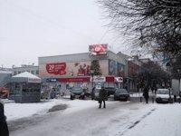 Брандмауэр №44829 в городе Луцк (Волынская область), размещение наружной рекламы, IDMedia-аренда по самым низким ценам!