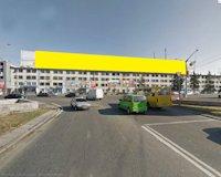 Брандмауэр №45164 в городе Львов (Львовская область), размещение наружной рекламы, IDMedia-аренда по самым низким ценам!