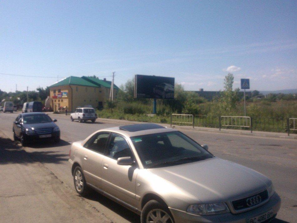 Билборд №45179 в городе Дрогобыч (Львовская область), размещение наружной рекламы, IDMedia-аренда по самым низким ценам!
