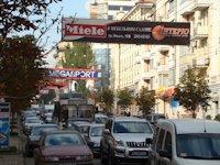 Растяжка №46557 в городе Донецк (Донецкая область), размещение наружной рекламы, IDMedia-аренда по самым низким ценам!