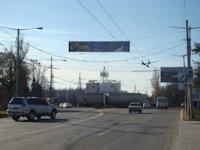 Растяжка №46596 в городе Макеевка (Донецкая область), размещение наружной рекламы, IDMedia-аренда по самым низким ценам!