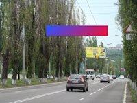 Растяжка №46611 в городе Макеевка (Донецкая область), размещение наружной рекламы, IDMedia-аренда по самым низким ценам!