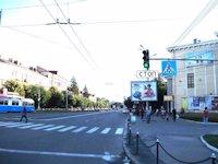 Скролл №46885 в городе Винница (Винницкая область), размещение наружной рекламы, IDMedia-аренда по самым низким ценам!