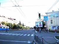 Скролл №46886 в городе Винница (Винницкая область), размещение наружной рекламы, IDMedia-аренда по самым низким ценам!