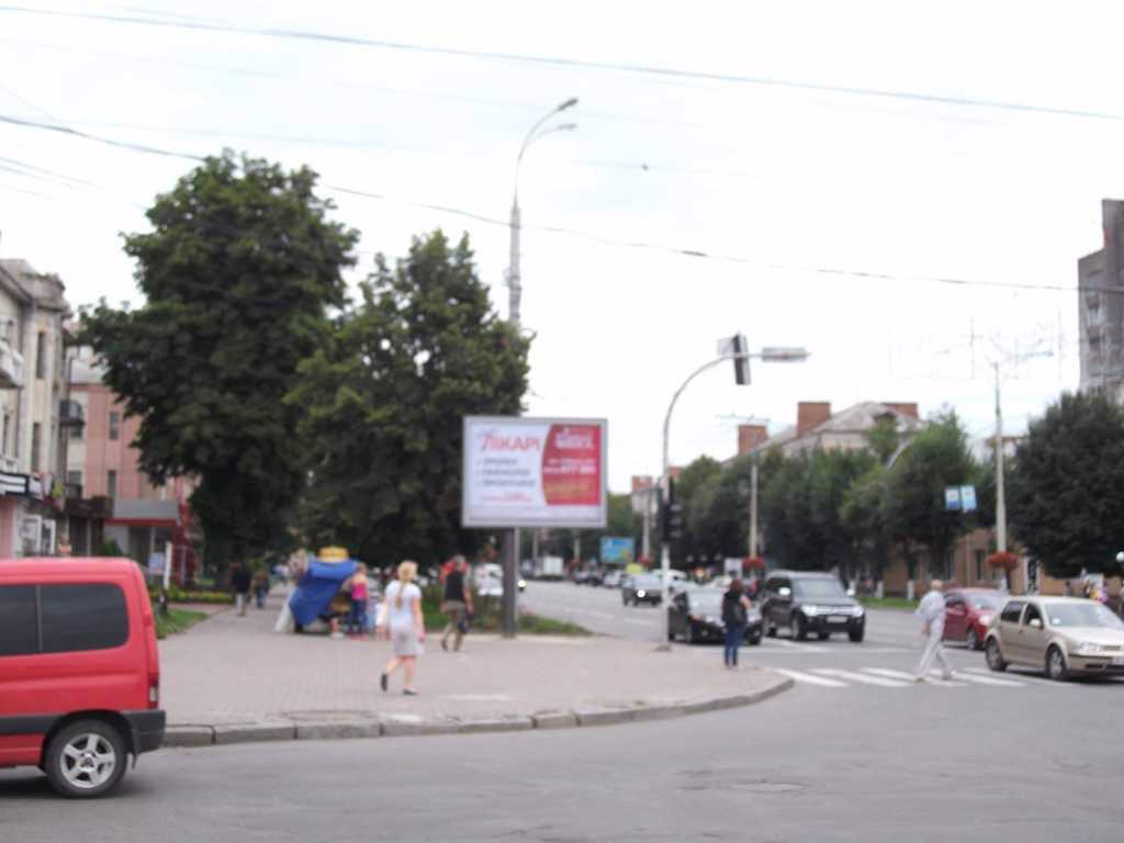 Бэклайт №46895 в городе Винница (Винницкая область), размещение наружной рекламы, IDMedia-аренда по самым низким ценам!