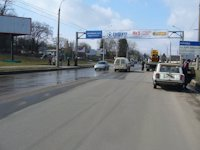 Растяжка №48192 в городе Хмельницкий (Хмельницкая область), размещение наружной рекламы, IDMedia-аренда по самым низким ценам!