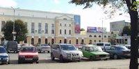Брандмауэр №52149 в городе Тернополь (Тернопольская область), размещение наружной рекламы, IDMedia-аренда по самым низким ценам!