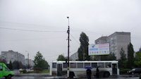 Билборд №52247 в городе Горишние Плавни(Комсомольск) (Полтавская область), размещение наружной рекламы, IDMedia-аренда по самым низким ценам!