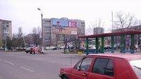 Билборд №52251 в городе Горишние Плавни(Комсомольск) (Полтавская область), размещение наружной рекламы, IDMedia-аренда по самым низким ценам!
