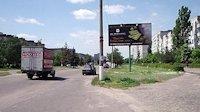 Билборд №52253 в городе Горишние Плавни(Комсомольск) (Полтавская область), размещение наружной рекламы, IDMedia-аренда по самым низким ценам!