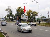 Билборд №53000 в городе Павлоград (Днепропетровская область), размещение наружной рекламы, IDMedia-аренда по самым низким ценам!