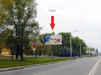 Билборд №53003 в городе Павлоград (Днепропетровская область), размещение наружной рекламы, IDMedia-аренда по самым низким ценам!