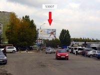 Билборд №53007 в городе Павлоград (Днепропетровская область), размещение наружной рекламы, IDMedia-аренда по самым низким ценам!
