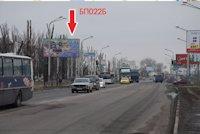 Билборд №53009 в городе Павлоград (Днепропетровская область), размещение наружной рекламы, IDMedia-аренда по самым низким ценам!