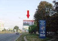 Билборд №53014 в городе Павлоград (Днепропетровская область), размещение наружной рекламы, IDMedia-аренда по самым низким ценам!
